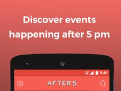 After 5 - Nightlife Events 1.4 Screenshot