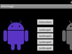 Afterimage Illusion 1.1 Screenshot