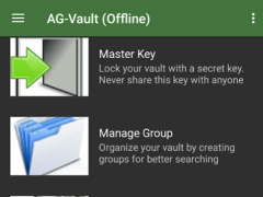 AG-Vault (Offline) 2.0 Screenshot