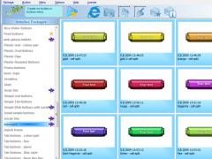 Agama Web Buttons 3.1 Screenshot