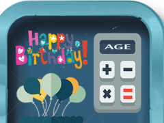 Age Calculator - Birthday 1.1 Screenshot