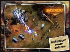 Age of Defenders - Multiplayer Tower Defense and Offense post apocalyptic RTS HD 1.0.6 Screenshot