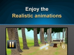 Agent 7 Escape-Jungle Run 1.0 Screenshot