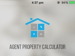 Agent Property Calculator 1.0 Screenshot