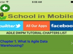 Agile Data WareHousing Project Management Tutorial Free 2.0 Screenshot