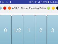 Agile Scrum Planning Poker 1.0.0 Screenshot
