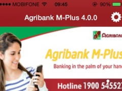 Agribank M-Plus 4.0.4 Screenshot