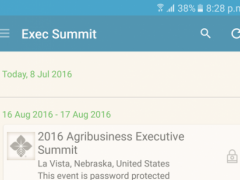 Agribusiness Executive Summit 4.24 Screenshot