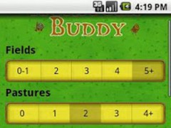 Agricola Buddy 1.0 Screenshot
