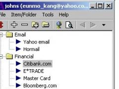 Aha Password and Info Manager 7.03.01 Screenshot