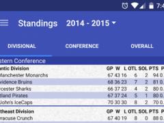 ScoreTracker for AHL 7.11 Screenshot