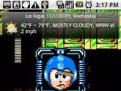 aHome Theme: OldSchool Megaman 1 3 Free Download