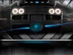 AI-Blue GO Launcher EX Theme 1.0 Screenshot