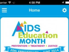 AIDS Education Month 1.6 Screenshot