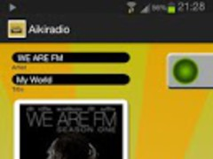 Aikiradio 1.2 Screenshot