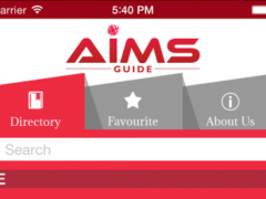 Aims App 1.3 Screenshot