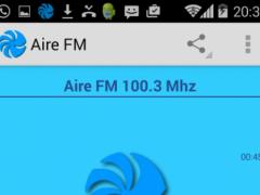 Air FM 100.3 1.8 Screenshot