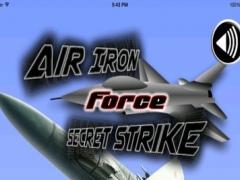 Air Iron Force Secret Strike 3.5.1 Screenshot