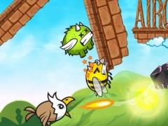 Air Quest – Tiny Monsters in Full Flight 1.0 Screenshot