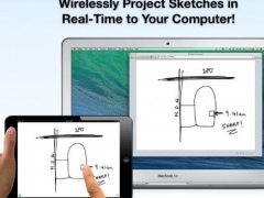 Air Sketch Free: Wireless Smart Whiteboard for Classrooms, Presentations, Meetings, and Collaboration 3.1 Screenshot