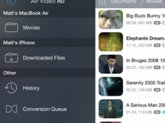 Air Video HD - Now with multitasking and PiP support! 2.2.1 Screenshot