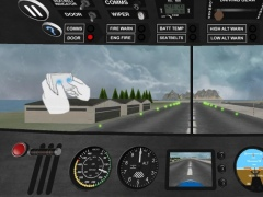 Aircraft driving simulator 3D 4.0.1 Screenshot