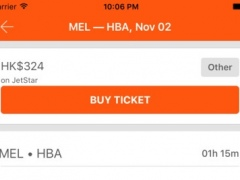 Airfare for Jetstar Airways | Low fares 1.1 Screenshot