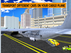 Airplane City Car Transporter 1.0 Screenshot