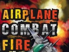 Airplane Combat Fire - Flying Fighting Airplanes Simulator Game 2.0 Screenshot