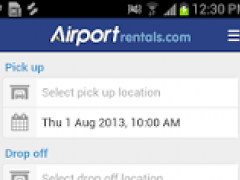 Airport Car Rental 2.4.6 Screenshot