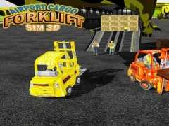 Airport Cargo Forklift Simulator 3D 3.0 Screenshot