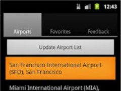 Airport Monitor Free 1.0.1 Screenshot