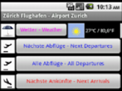 Airport Zurich 1.1 Screenshot