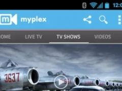 Review Screenshot - A Fine Live Mobile TV App