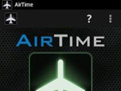AirTime Donate 2.0.1 Screenshot