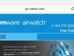 AirWatch Browser 5 9 Free Download