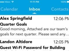 AirWatch Inbox 2.5.9 Screenshot