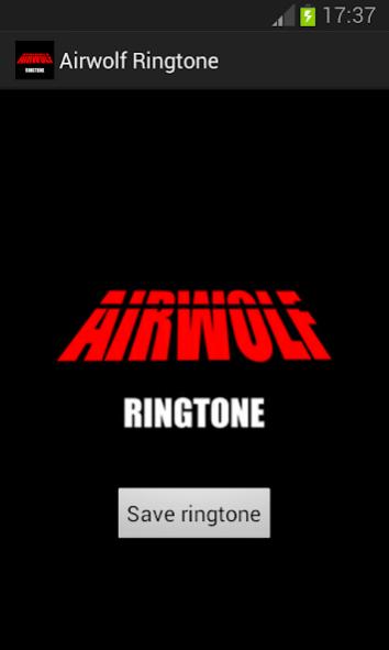 Airwolf Ringtone Android