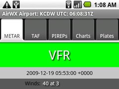AirWX Aviation Weather 1.3.8 Screenshot