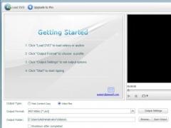 AisoSoft Free DVD Converter 1.0.0 Screenshot