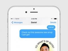 AJMoji 1.0 Screenshot