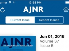 AJNR Mobile 6.0 Screenshot