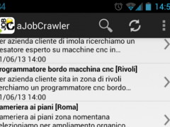 aJobCrawler 1.3.0.94 Screenshot