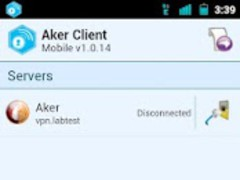 AkerClient Mobile 1.0.18 Screenshot