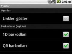 AKINSOFT QRCode Reader 1.02.01 Screenshot