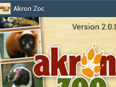 Akron Zoo  Screenshot