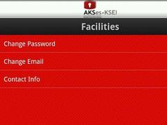 AKSes Mobile 1.1.7 Screenshot