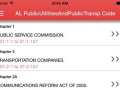 AL PublicUtilitiesAndPublicTransp 1.0 Screenshot