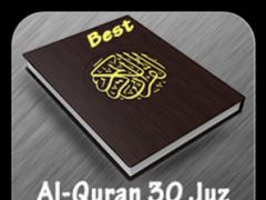 Al Quran 30 Juz (Best 20 Qari) 1 0 Free Download