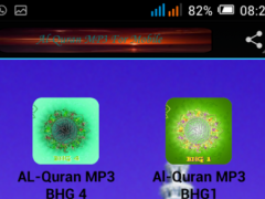 Al-Quran MP3 Part 4 1.0 Screenshot